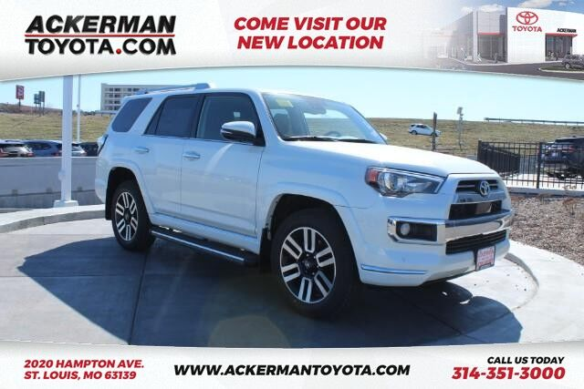 2020 Toyota 4Runner Limited St. Louis MO