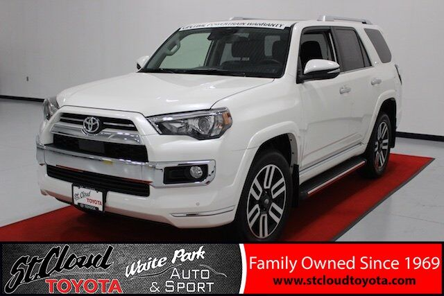 2020 Toyota 4Runner Limited Waite Park MN