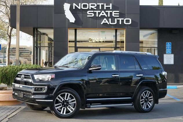 2020_Toyota_4Runner_Limited_ Walnut Creek CA