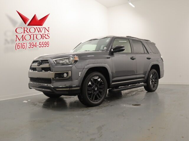 2020 Toyota 4Runner Nightshade Holland MI