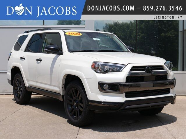 2020 Toyota 4Runner Nightshade Lexington KY