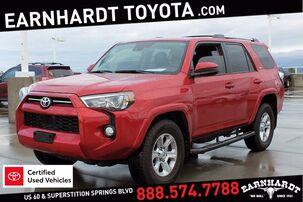 2020_Toyota_4Runner_SR5 2WD *1-OWNER! UNDER 10K MILES!*_ Phoenix AZ