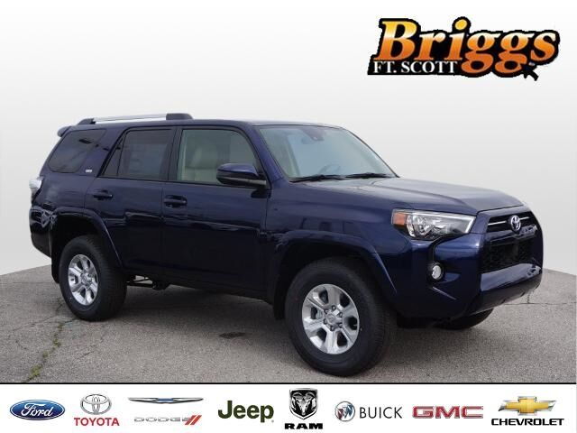 2020 Toyota 4Runner SR5 4WD Fort Scott KS
