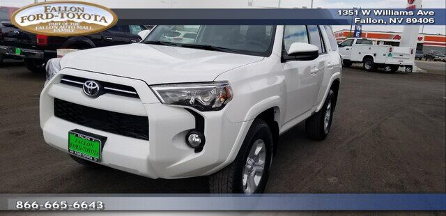2020 Toyota 4Runner SR5 Fallon NV