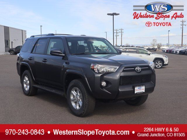 2020 Toyota 4Runner SR5 Grand Junction CO