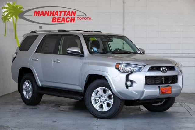 2020 Toyota 4Runner SR5 Manhattan Beach CA