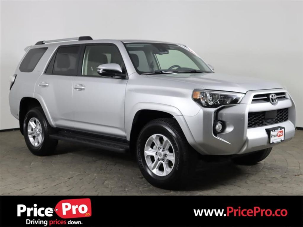 2020 Toyota 4Runner SR5 Premium 4WD w/Nav/Heated Leather/Adaptive Cruise Maumee OH