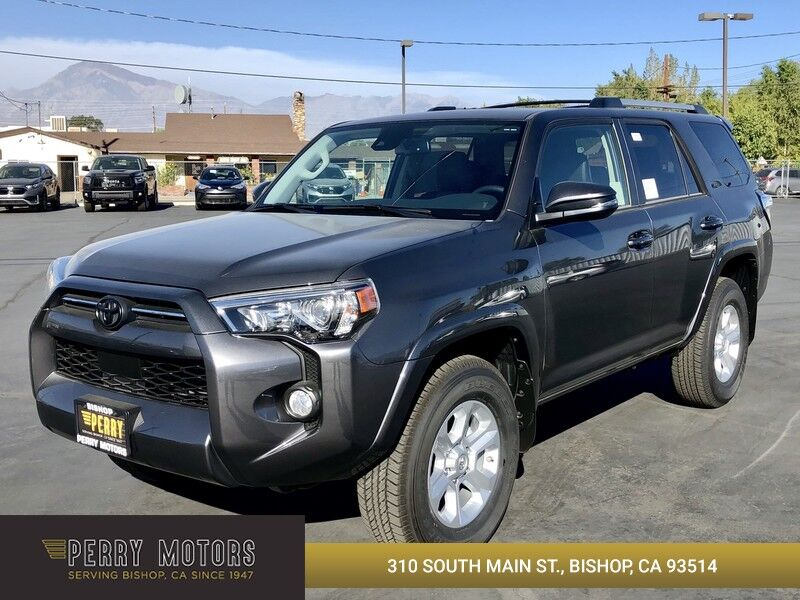 2020 Toyota 4Runner SR5 Premium Bishop CA