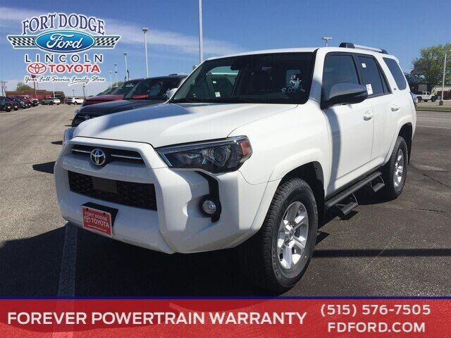 2020 Toyota 4Runner SR5 Premium Fort Dodge IA