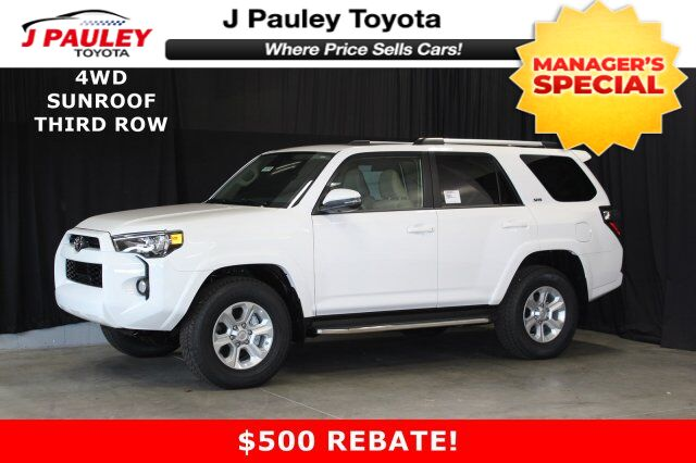 2020 Toyota 4Runner SR5 Premium Fort Smith AR