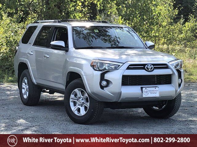 2020 Toyota 4Runner SR5 White River Junction VT
