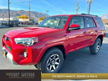 2020_Toyota_4Runner_TRD Off Road_ Bishop CA