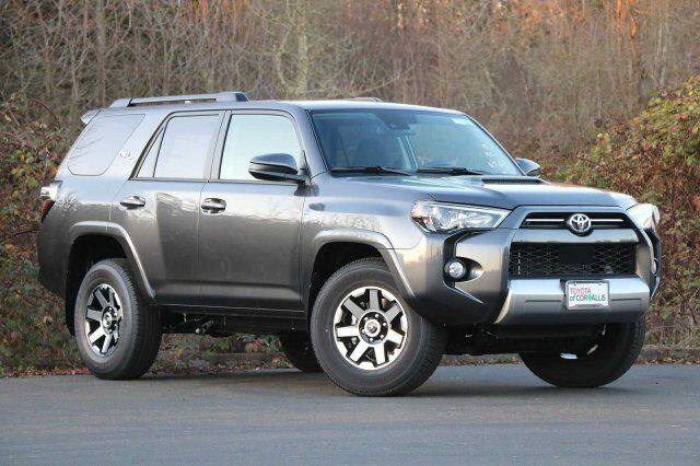 2020 Toyota 4Runner TRD Off Road Corvallis OR