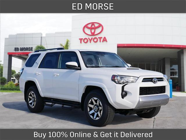 2020 Toyota 4Runner TRD Off-Road Delray Beach FL