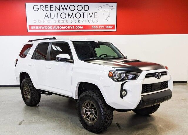 2020 Toyota 4Runner TRD Off Road Greenwood Village CO