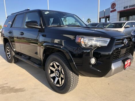 2020_Toyota_4Runner_TRD Off-Road_ Harlingen TX