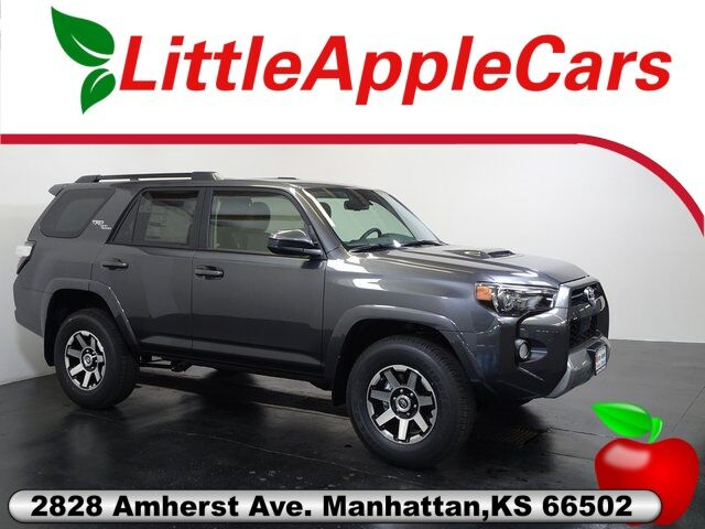 2020 Toyota 4Runner TRD Off-Road Manhattan KS