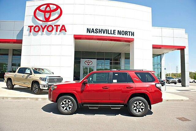 2020 Toyota 4Runner TRD Off Road Premium 4WD (Natl) Nashville TN