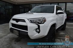 2020_Toyota_4Runner_TRD Off Road Premium / 4X4 / Heated Leather Seats / Sunroof / Adaptive Cruise Control / Lane Departure & Blind Spot Alert / Navigation / Kelyless Entry & Start / Tow pkg / 1-Owner_ Anchorage AK