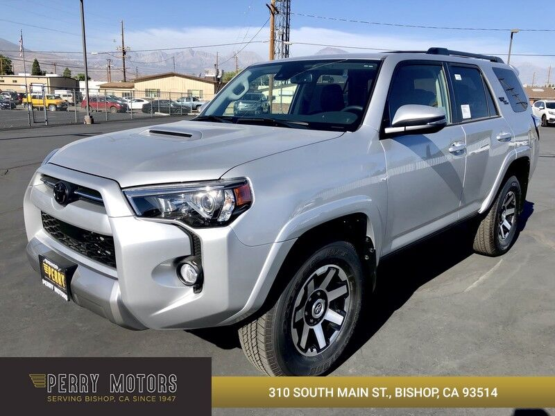 2020 Toyota 4Runner TRD Off Road Premium Bishop CA