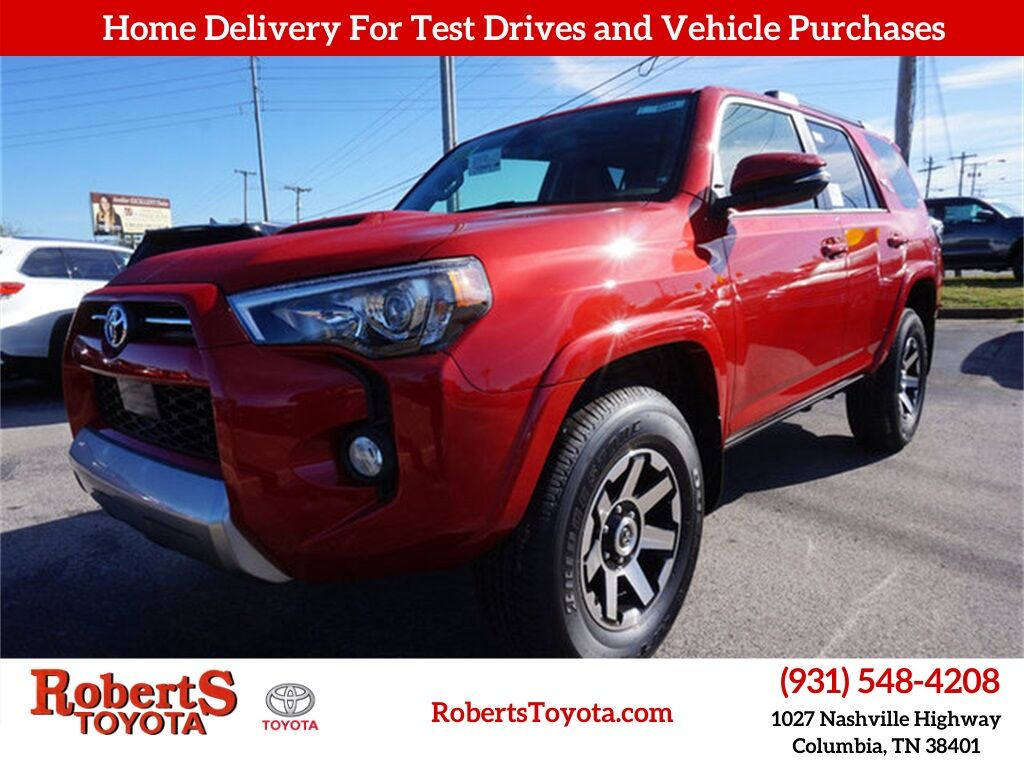 2020 Toyota 4Runner TRD Off-Road Premium Columbia TN
