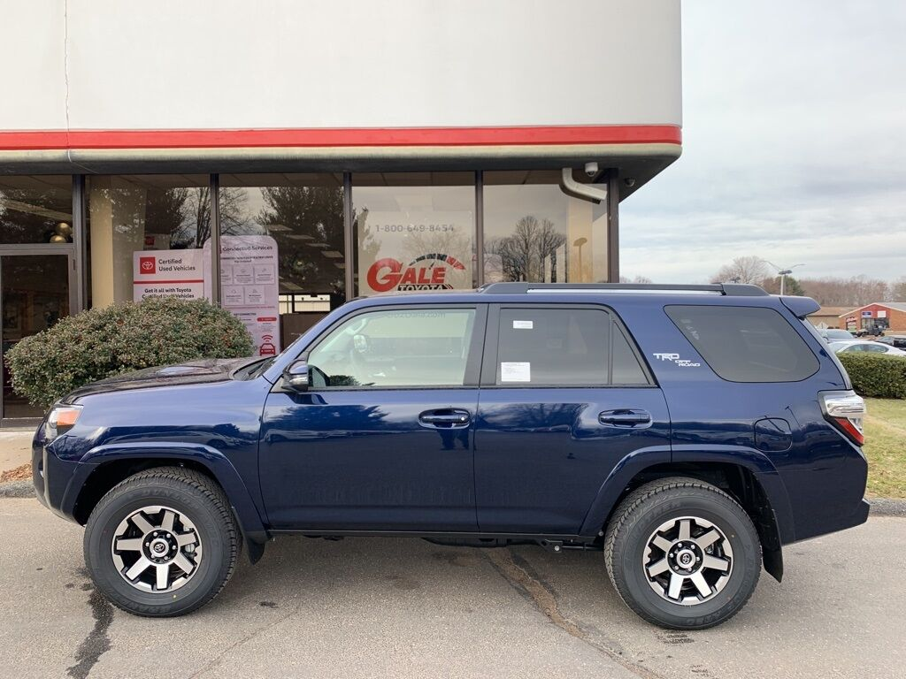 2020 Toyota 4Runner TRD Off-Road Premium Enfield CT