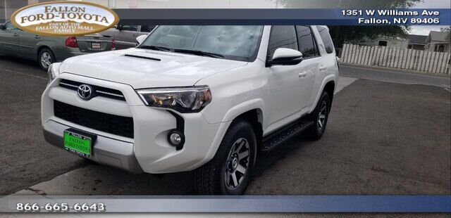 2020 Toyota 4Runner TRD Off Road Premium Fallon NV