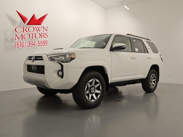 2020 Toyota 4Runner TRD Off-Road Premium Holland MI