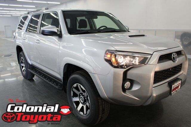 2020 Toyota 4Runner TRD Off-Road Premium Milford CT