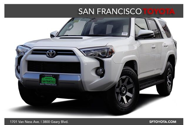 2020 Toyota 4Runner TRD Off-Road Premium San Francisco CA