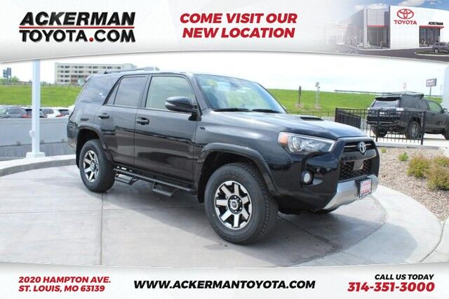 2020 Toyota 4Runner TRD Off Road Premium St. Louis MO