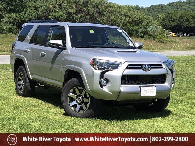 2020 Toyota 4Runner TRD Off-Road Premium White River Junction VT