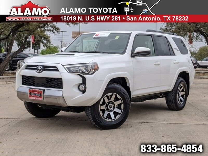 2020 Toyota 4Runner TRD Off Road San Antonio TX