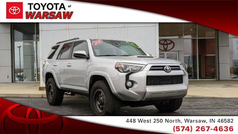 2020 Toyota 4Runner TRD Off Road Warsaw IN