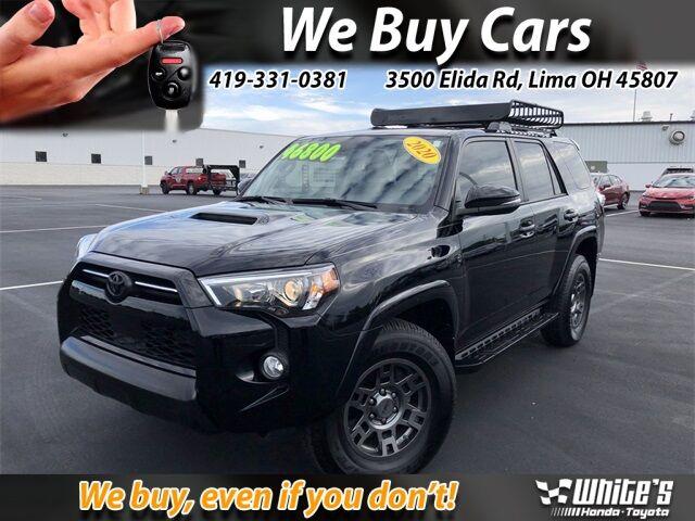2020 Toyota 4Runner Venture Lima OH
