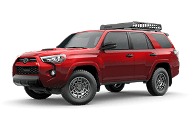 2020 Toyota 4Runner Venture Vacaville CA