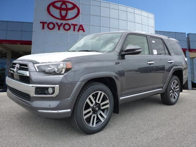 2020 Toyota 4runner 4DR 4X4 LTD 4ECT