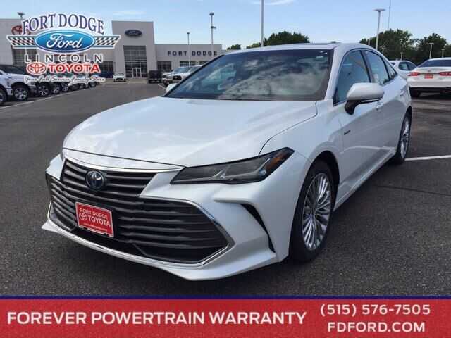 2020 Toyota Avalon Hybrid Hybrid Limited Fort Dodge IA