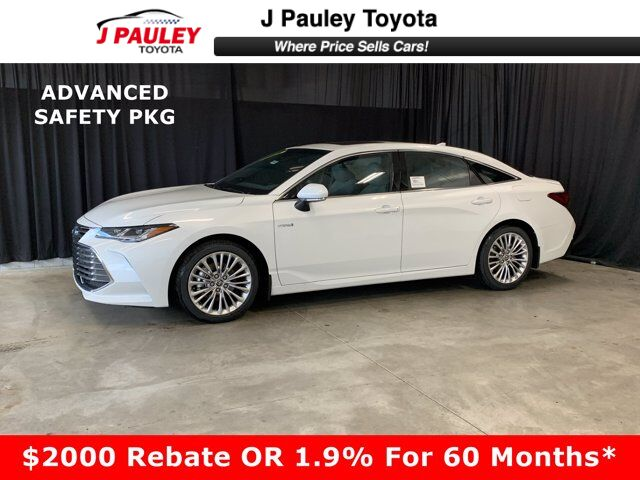 2020 Toyota Avalon Hybrid Hybrid Limited Fort Smith AR