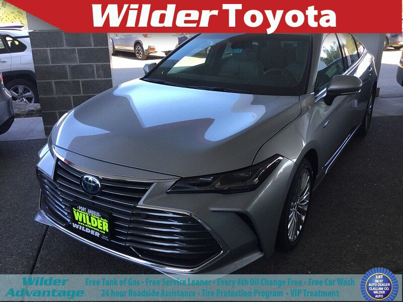 2020 Toyota Avalon Hybrid Hybrid Limited Port Angeles WA