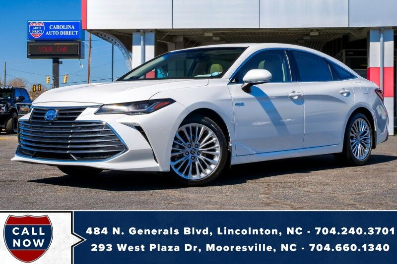 2020 Toyota Avalon Hybrid Limited *LOW MILES* w/ Head-Up Display & NAV Mooresville NC