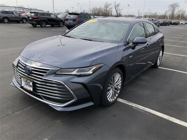 2020 Toyota Avalon Hybrid Limited 4D Sedan