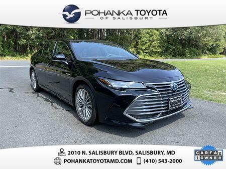 2020_Toyota_Avalon Hybrid_Limited_ Salisbury MD