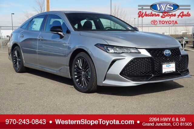 2020 Toyota Avalon Hybrid XSE Grand Junction CO