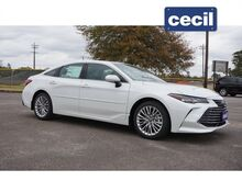 2020_Toyota_Avalon_Limited_  TX