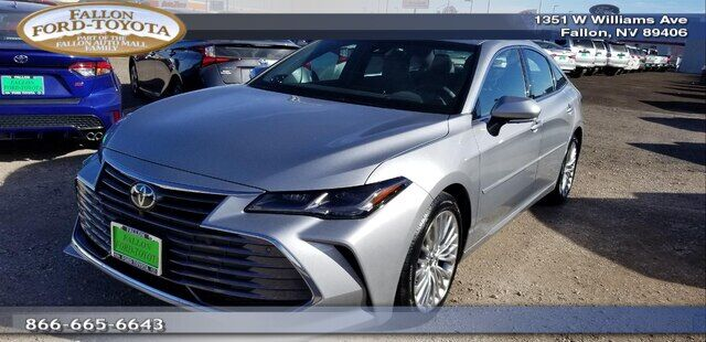 2020 Toyota Avalon Limited Fallon NV
