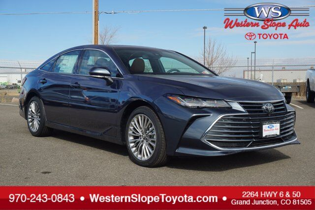 2020 Toyota Avalon Limited Grand Junction CO