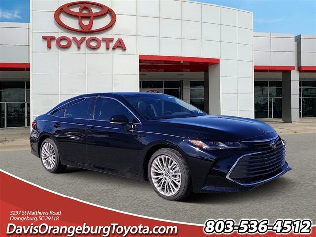 2020 Toyota Avalon Limited Orangeburg SC