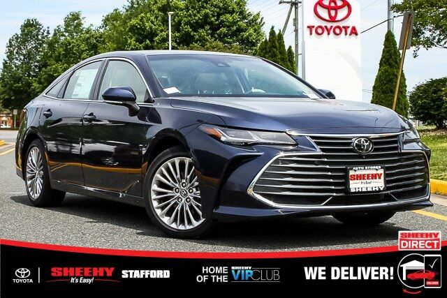 2020 Toyota Avalon Limited 4D Sedan Stafford VA