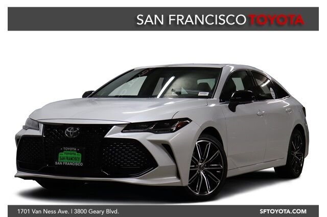 2020 Toyota Avalon Touring San Francisco CA